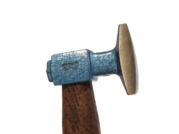 Planishing Arched Smooth Single Face 2525492 Bumping Hammer - Blacksmith Source Tool Company