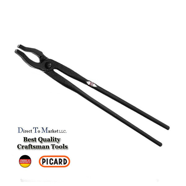 004930 Mandrel Jaw Blacksmith Tongs by Picard - Blacksmith Source Tool Company