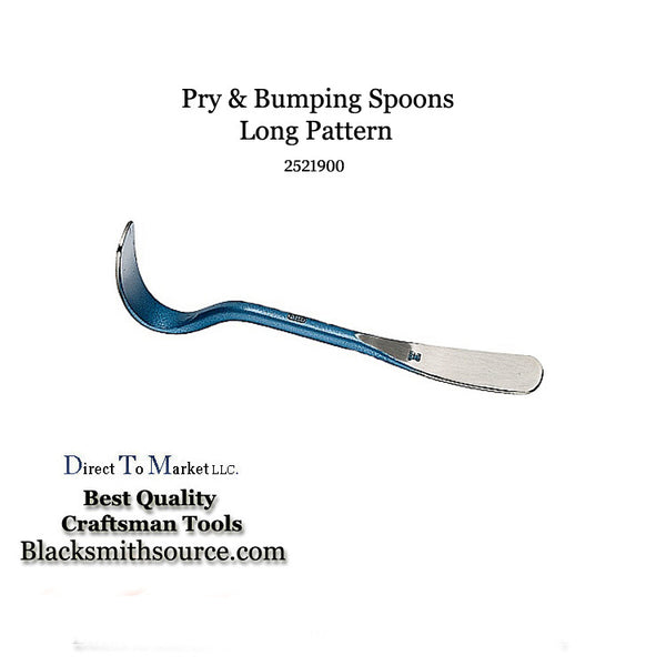 Autobody Bumping and Pry Spoon 2521900  dent ding repair tools