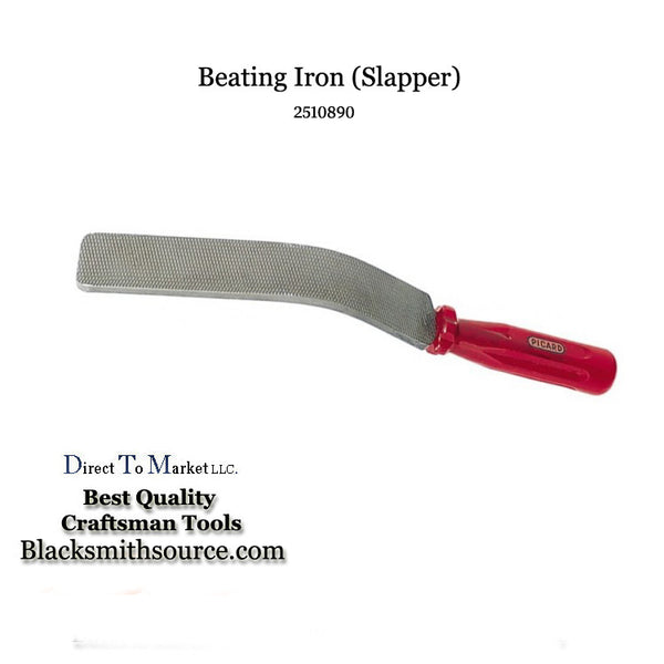Autobody Bumping Beating Iron checked face 2510890 dent repair tools - Blacksmith Source Tool Company