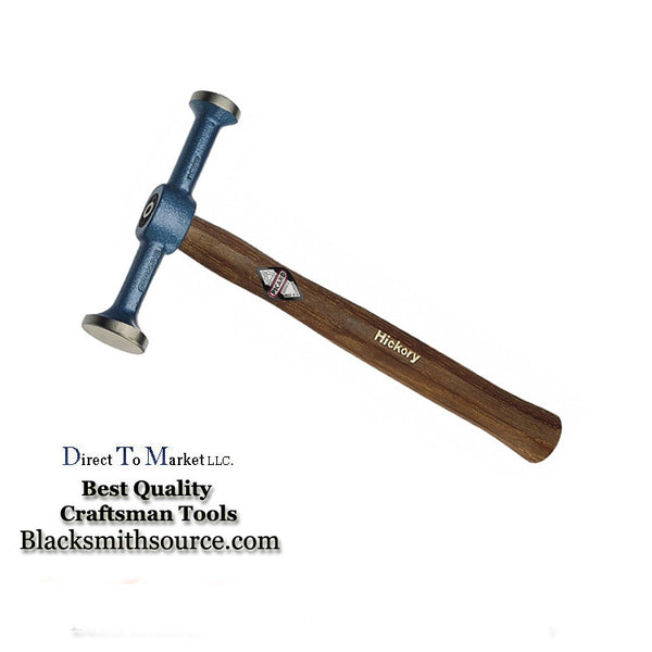Auto Body Dent Repair Balanced Ding Hammer by Picard 2522902 - Blacksmith Source Tool Company