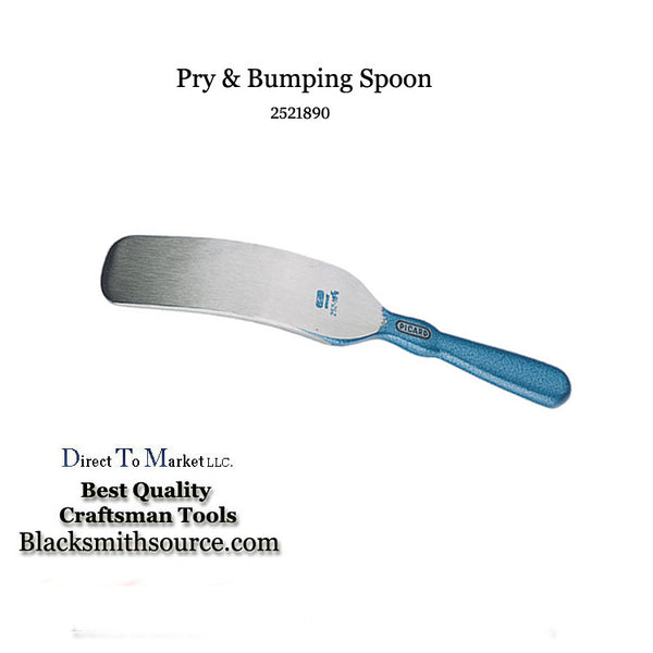 Inside Pry Surfacing Spoon 2521890 Bumping Tool - Blacksmith Source Tool Company