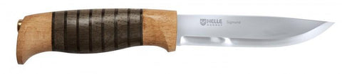 Sigmund outdoor bushcraft outdoors hunting sport knife - Blacksmith Source Tool Company