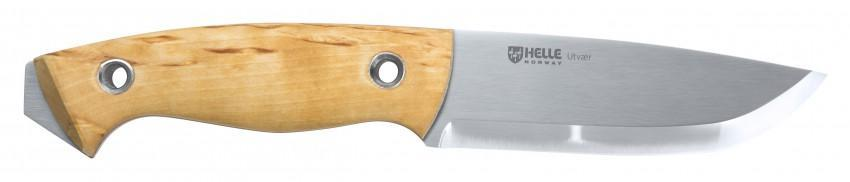 Helle Utvær outdoor bushcraft sport knife - Blacksmith Source Tool Company