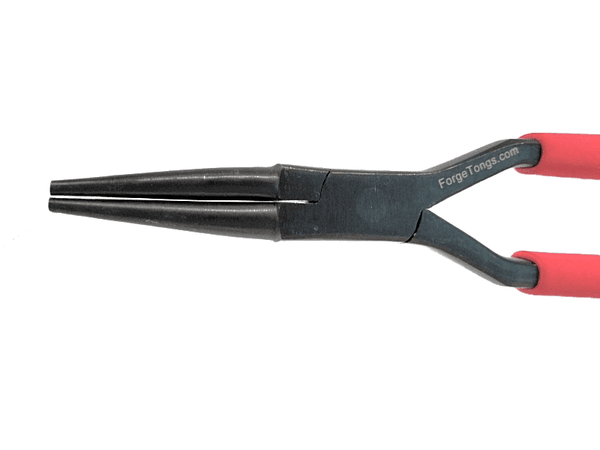 Blacksmith Scrolling Plier Fine Detail Forge Tongs - Blacksmith Source Tool Company