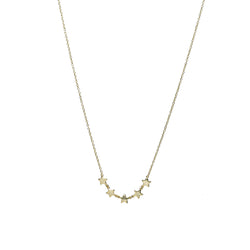 Micro Stars Necklace