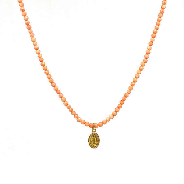 Corallo Salmone Necklace