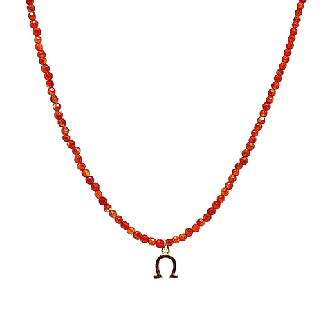 Corniola Necklace