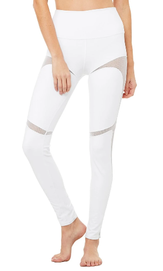 High-Waist Scope Legging