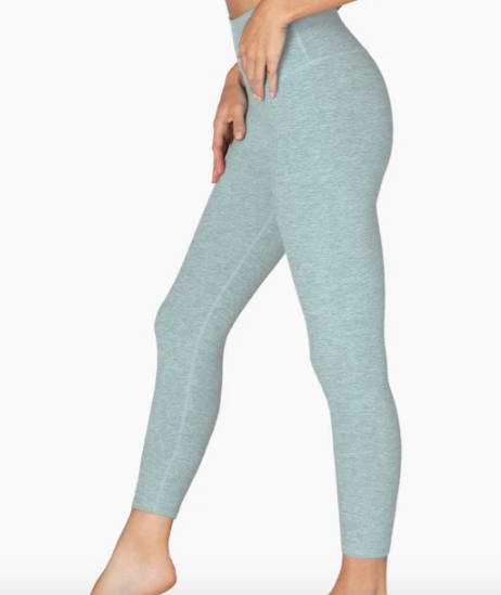 Spacedye High Waisted Midi Legging