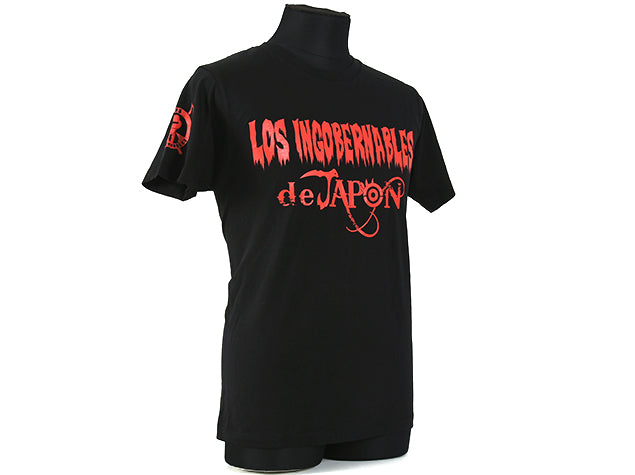 NJPW  New Japan Pro Wrestling's hottest faction Los Ingobernables De Japon in this Tetsuya Naito Red T-shirt.