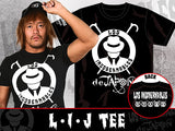 Niato in Los Ingobernables De Japon Logo T-shirt