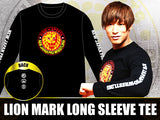 NJPW New Japan Pro Wrestling Long sleeve Colour Kota Ibushi ad