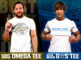 Kota Ibushi Golden Lover Golden Star T-shirt NJPW New Japan Pro Wrestling
