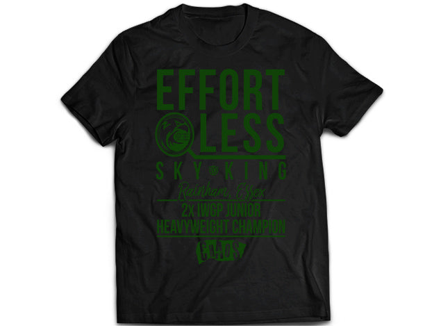 NJPW WIll Ospreay Effortless T-shirt