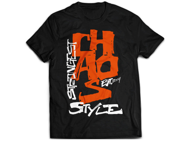 "Chaos ""Strongest Style"" T-shirt"