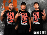 "Chaos ""Strongest Style"" T-shirt - R3K ad"