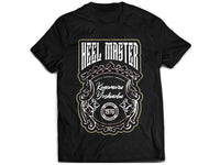 NJPW Suzuki-Gun's Yoshinobu Kanemaru's Heel Master black T-shirt - New Japan Pro Wrestling