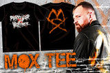 NJPW/ New Japan Pro Wrestling - John Moxley Purveyor of Violence Black T-shirt - fka Dean Ambrose