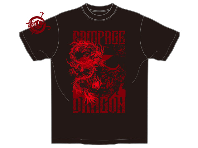 NJPW LIJ Shingo Rampage Dragon T-shirt