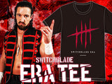 NJPW Bullet Club Jay White Switchblade Era T-shirt