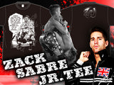 NJPW Suzuki Gun ZSJ Submission T-shirt - Zack Sabre Jr
