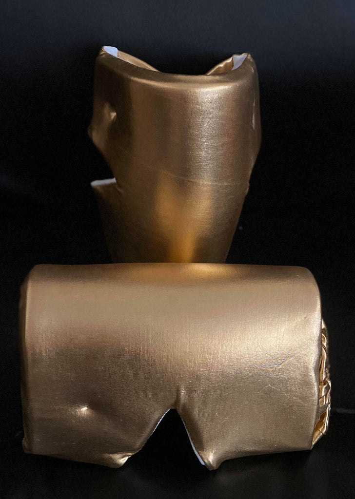 Gold Knee Pads