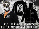 NJPW New Japan Pro Wrestling Suzuki Gun Taichi's Cross Mausoleum Hoodie