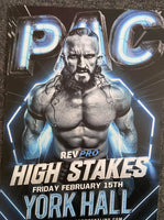 High Stakes 2019 PAC Poster