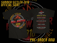 Summer Sizzler Official Event T-shirt