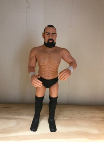 Marty Scurll Action Figure