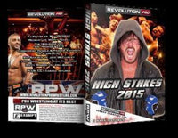 High Stakes 2015 DVD