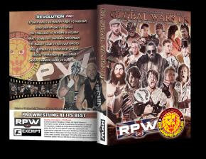 Global Wars UK 2015 DVD