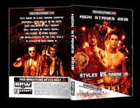 High Stakes 2016 DVD