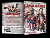 Kurt Angle vs Zack Sabre JR