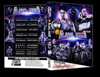 Global Wars 2016 Night 2 DVD