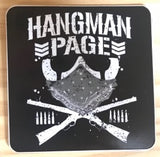 Hangman Page Sticker