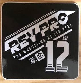 RevPro Logo Sticker