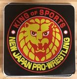 NJPW Logo Sticker