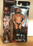 Signed Marty Scurll Figure