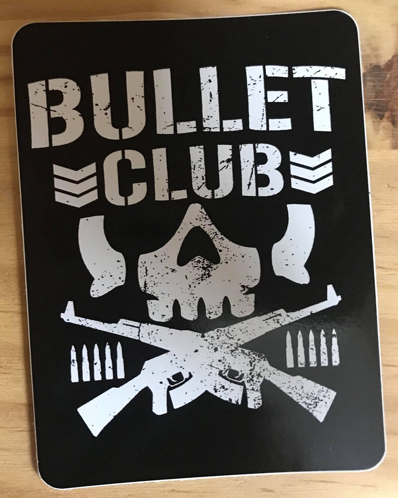 Bullet Club Sticker