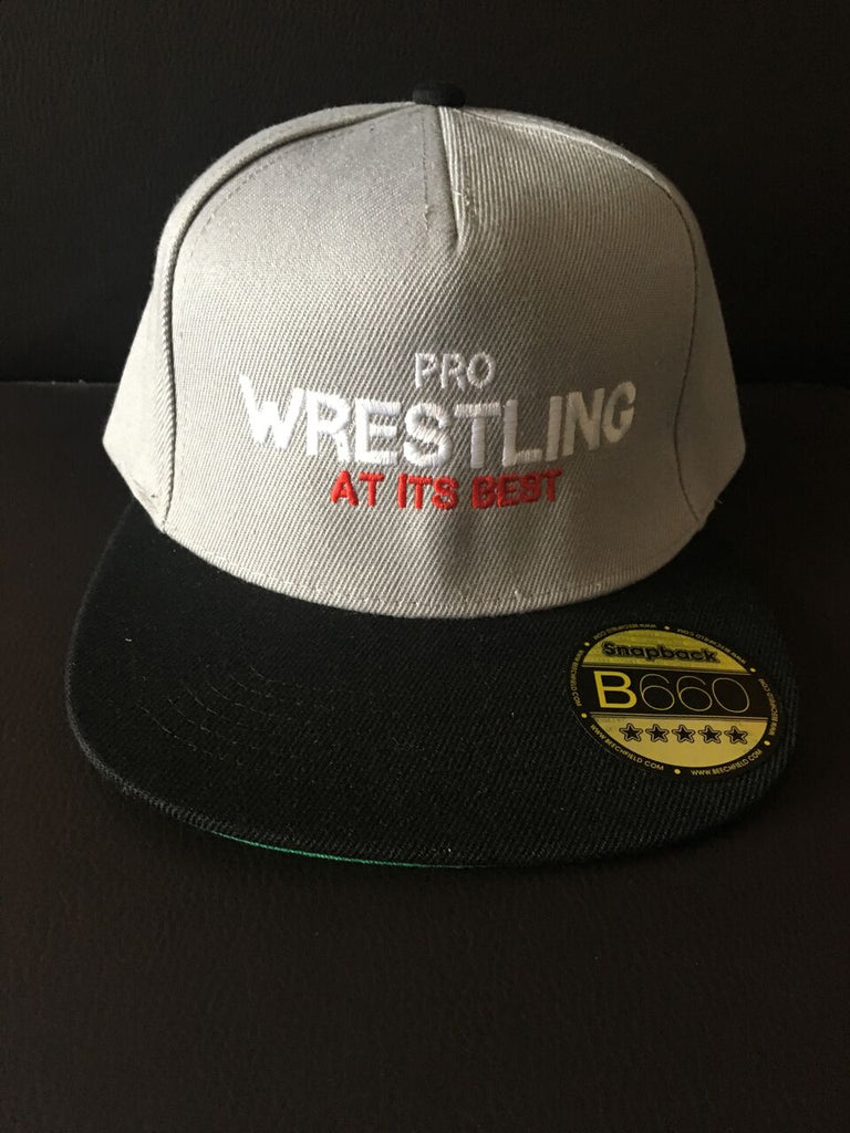 Revolution Pro Wrestling, Pro Wrestling at its best Snapback