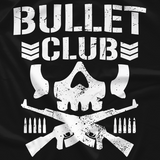 Skull and Bones Bullet Club T-shirt