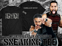 Guerrillas of Destiny 'Sneaking' T-shirt