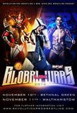 Global Wars UK 2016 Programme