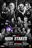 High Stakes 2018 Poster