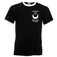 Portsmouth School of Wrestling Ringer Tee