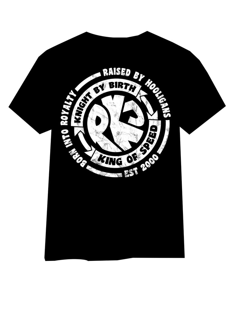 Official RKJ 'Knight By Birth' T-shirt