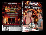 High Stakes 2014 DVD