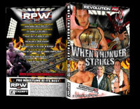 When Thunder Strikes 2013 DVD